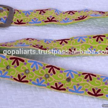 Jeweled Belts for Dresses