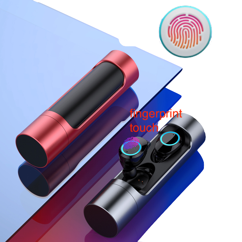 Chegada nova China bluetooth 5.0 fone de ouvido esporte made in china