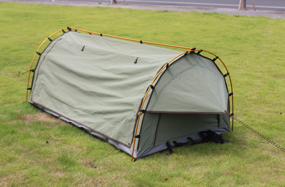 JACK OUTDOOR is a professional enterprise specialized in the manufacture and export of various c&ing tentmainly including roof top tentscar side awning ... & Aluminium Poles Single Swag Dome Tent For Canvas Hoop Camping ...