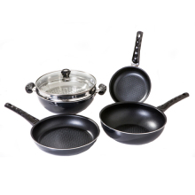 Korea Aluminum Press Porcelain Enamel cookware
