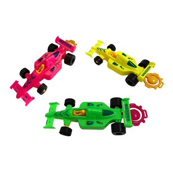 Model Car with Catapult Plastic Toy Promotional Giveaways