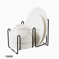 Kitchen Dish Drainer Rack Storage Holder