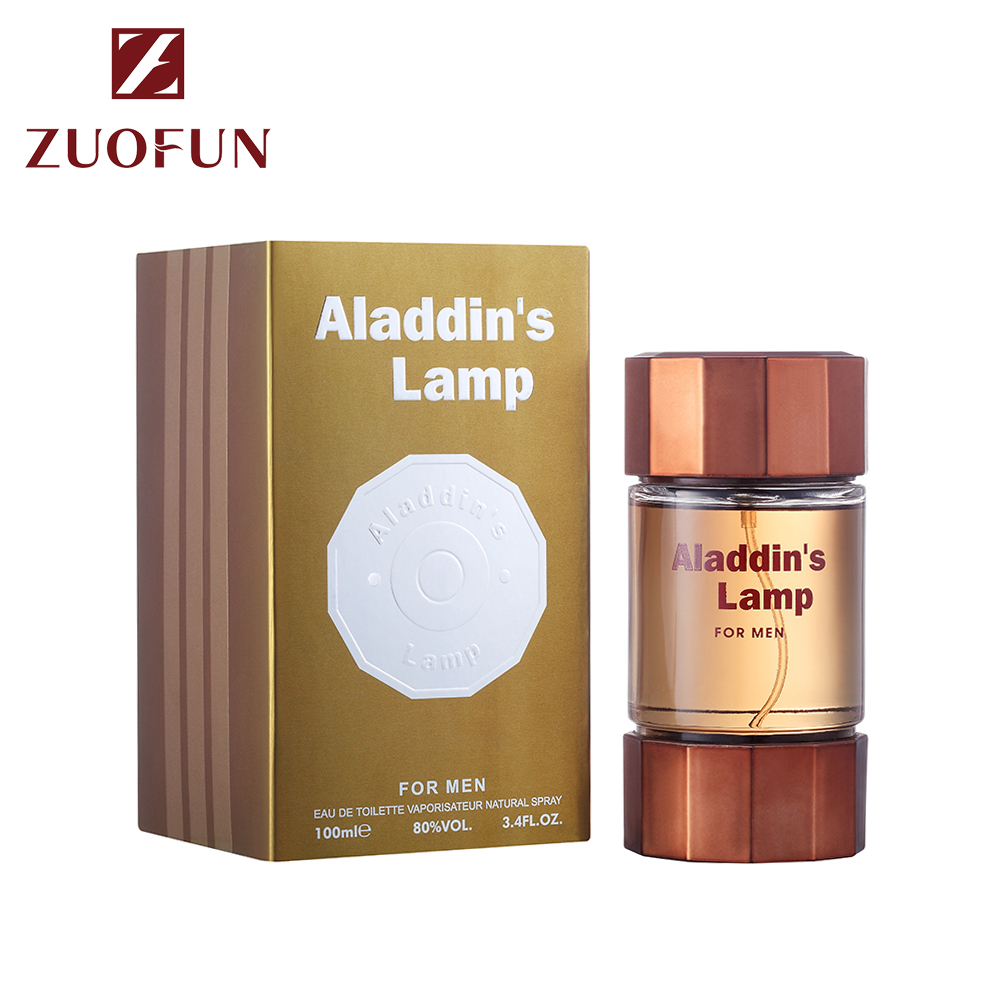 ZuoFun 100ml Factory Original Designer Dynamic Oud Spicy Men ' s Perfume