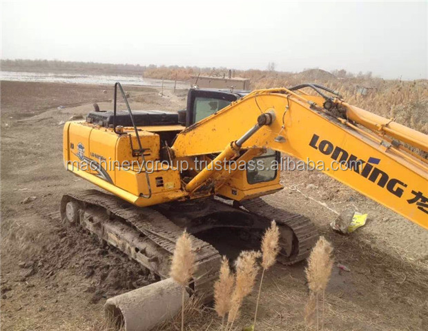 Продам экскаватор LONKING LG6225H б/у из Китая