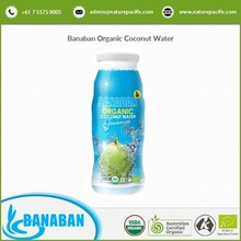 Exclusive Range of Natural Taste Coconut Water in Bulk