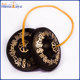 High Quality Special Mantra Itching Bronze Tingsha Bell Cymbal
