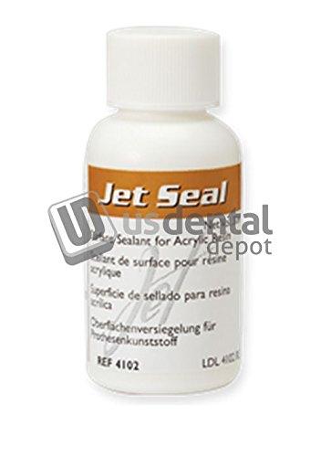 LANG - Jet Seal Self Curing Acrylic Sealant - 1oz Bottle Liquid (30ml) 114111 Us Dental Depot
