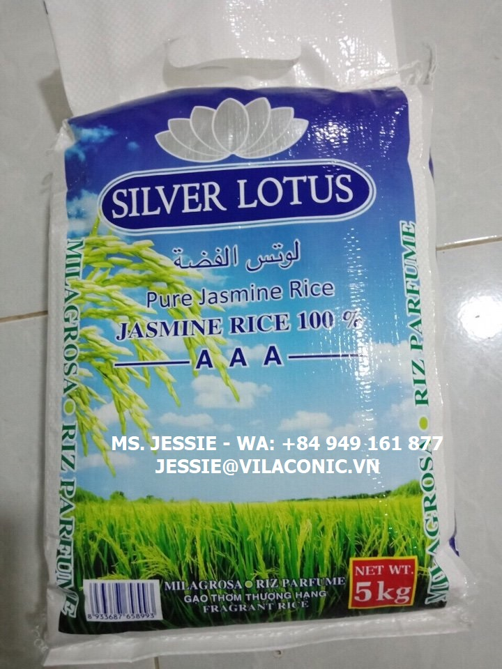 SUPER FRAGRANT JASMINE RICE VIETNAM COMPETITIVE PRICE - MS. JESSIE