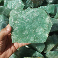 Rough Green Jade High Quality Wholesale Natural Green Jade