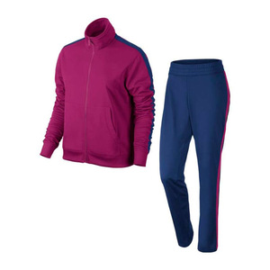 Latest OEM Style Women Track Suit Jogging Suits Wholesale Track Suit
