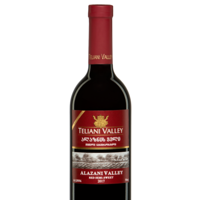 "Georgia Wine ""Teliani Valley"""