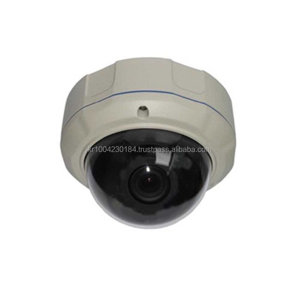 AHD Tribrid Vandal DOME CAMERA / SVP22T-F1000