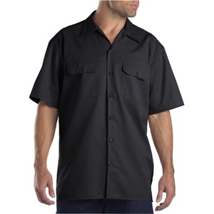 Short Sleeve Breathable Unisex Work Shirts