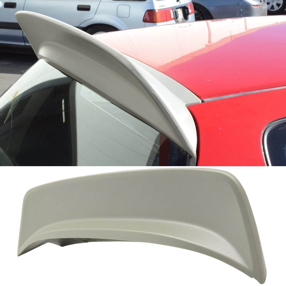 Get Quotations · 92 93 94 95 Honda Civic 3Dr EG6 Hatchback ABS BYS Style  Rear Roof Spoiler Wing