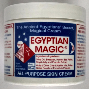 Egyptian Magic All Purpose Skin Facial Cream 4oz Sealed