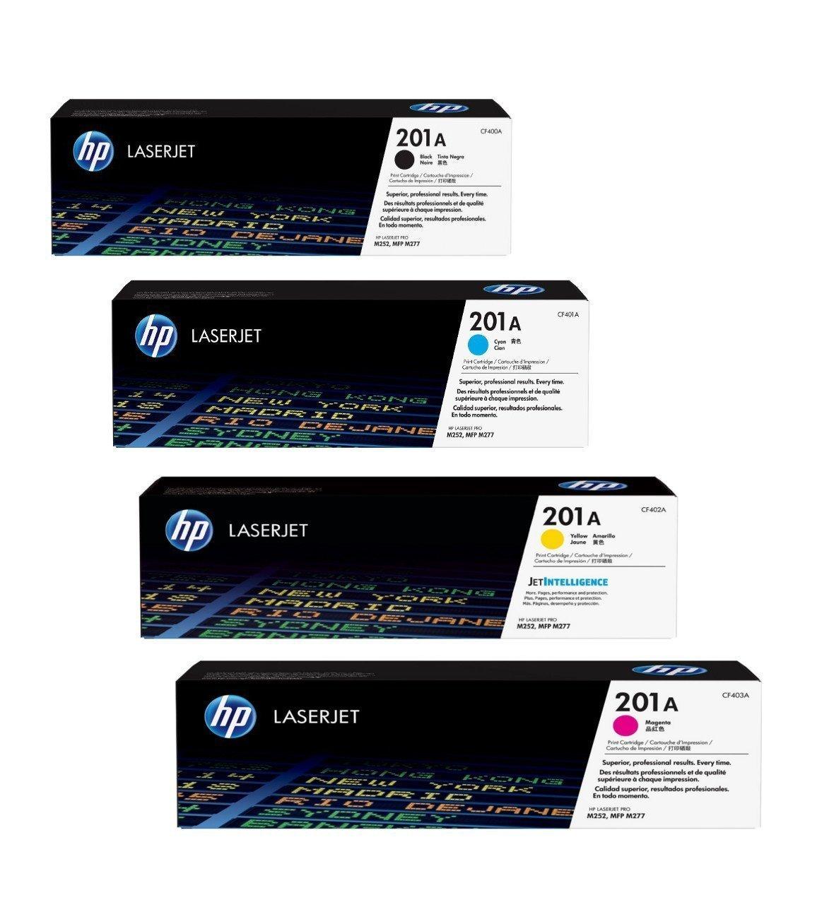 CE403A Magenta Original LaserJet Toner Cartridge Genuine HP 507A New Retail