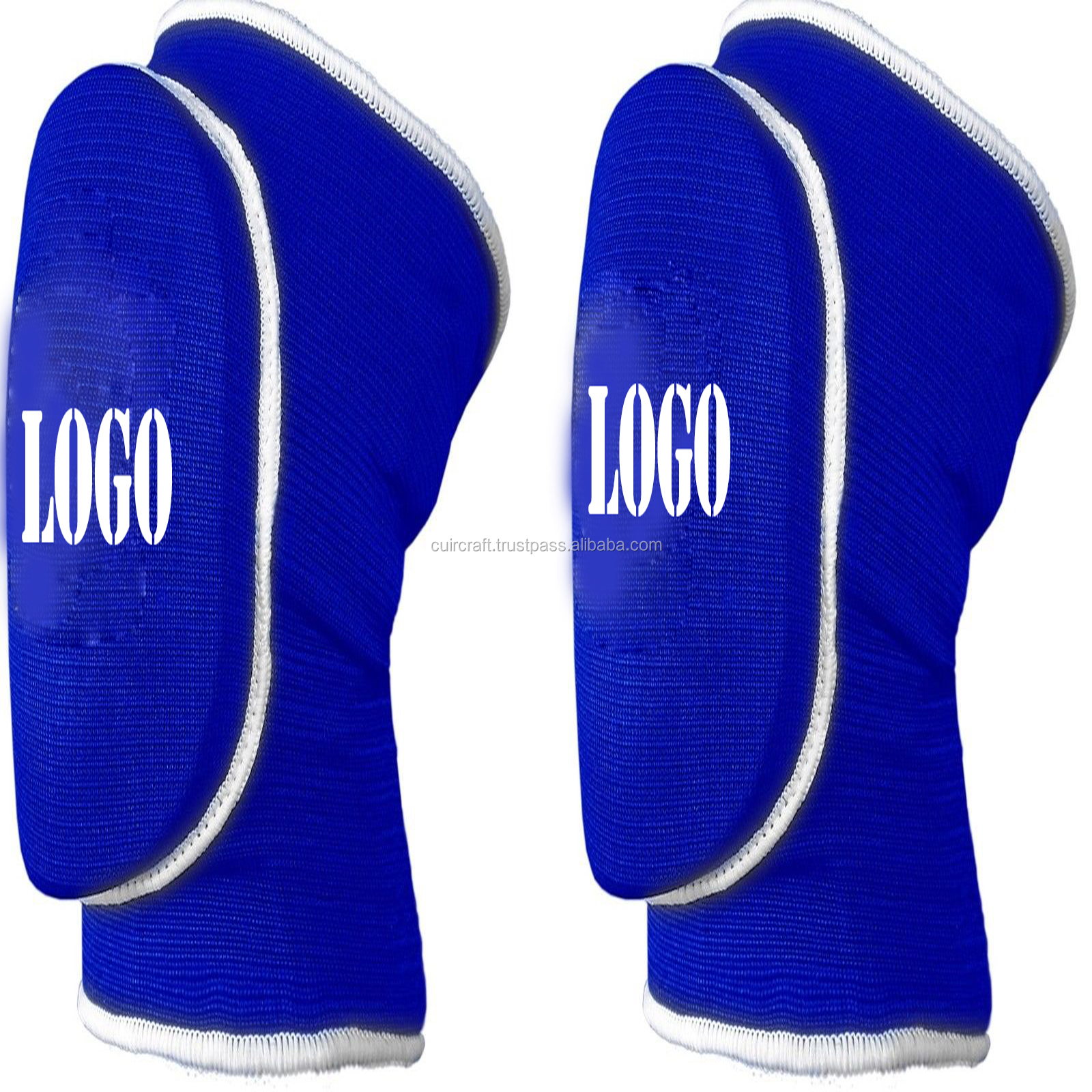New Knee Pads MMA Volleyball Wrestling Padded Martial Art
