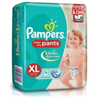 diaper pampering baby dry disposable pants