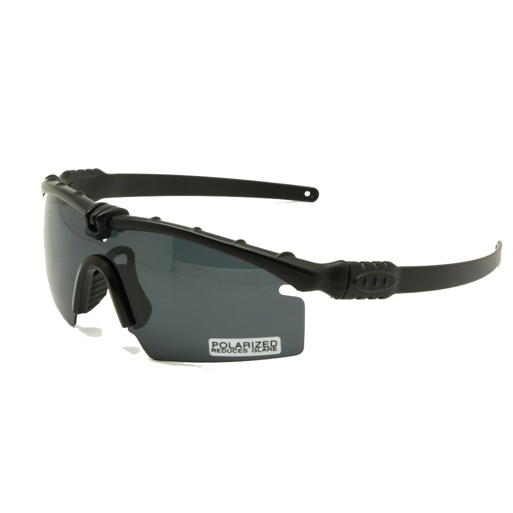790b87c655e0 ... Pilot Bayonet Temple Classic Retro. Get Quotations · Polarized Army  Sunglasses Ballistic Military Goggles Combat War Game Eye Shield