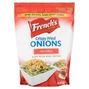 French's Original Crispy Fried Onions, 24 oz
