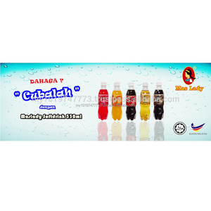 Maslady carbonated drinks cola flavour soft drinks