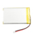Rechargeable 605080 li-ion battery 3.7v 3000mah for cellular phone