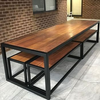 Genial French Industrial Furniture Manufacture
