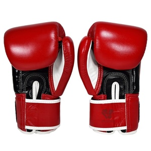 Fairtex Professional Mexican style fairtex muay thai leather Sparring Boxing Gloves cheap boxing glove BFG-032