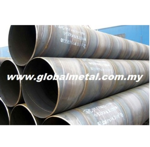 SSAW Spiral Mild Welded Steel Pipe Big Sizes