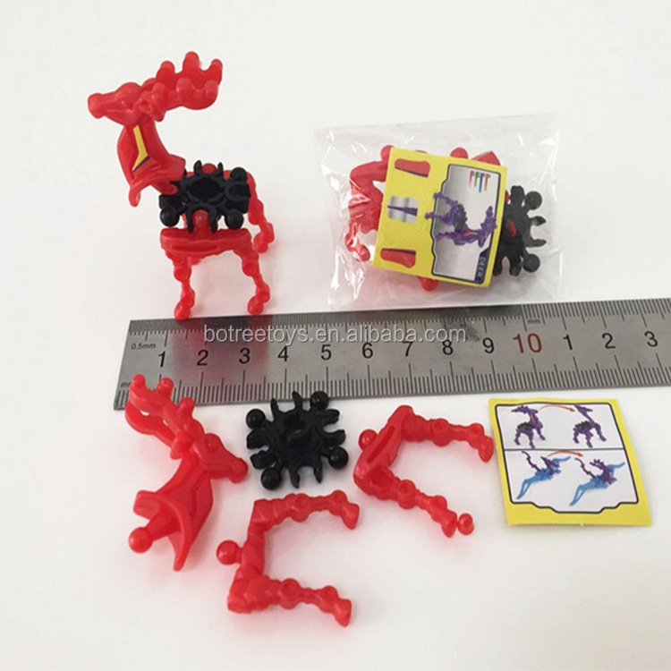 8 Models DIY Animals Intellectual Development Educational Toys