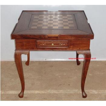 Clic Chess Table European Style