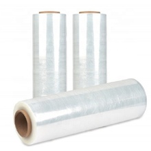 Cast Proces LLDPE <span class=keywords><strong>stretch</strong></span> film PE/beschermende plastic film rek tot 400% voor machine en hand roll