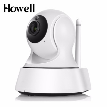 Howell YT02 1MP IR IP onvif auto tracking wifi kamera zwei-wege audio dome kamera wireless cctv kamera
