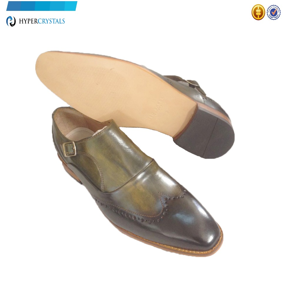 made patina shoes colors hand leather High price wholesale custom end FWqqHv