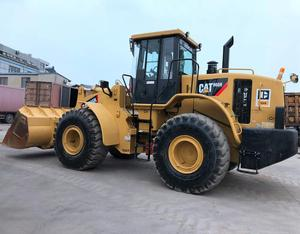 Used 966h wheel loader for sale in Shanghai China/ used pay loader,0086  15026518796