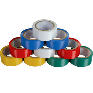 Soft PVC Electrical Insulation Tapes in Various Colors Used for Wire Cable Insulation and Bundling