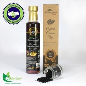 Harmanyeri organic black cumin seed oil 250 ml