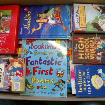 Wholesale Children's Used Books | High Quality