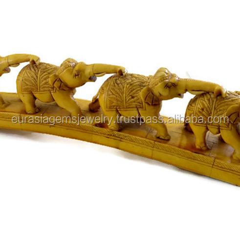 1 Egyptian Camel Bone Keychain Hand Carved Elephant Fifasteluce Com