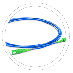 Armour Simplex Duplex Fiber Optic Patch Cord 5