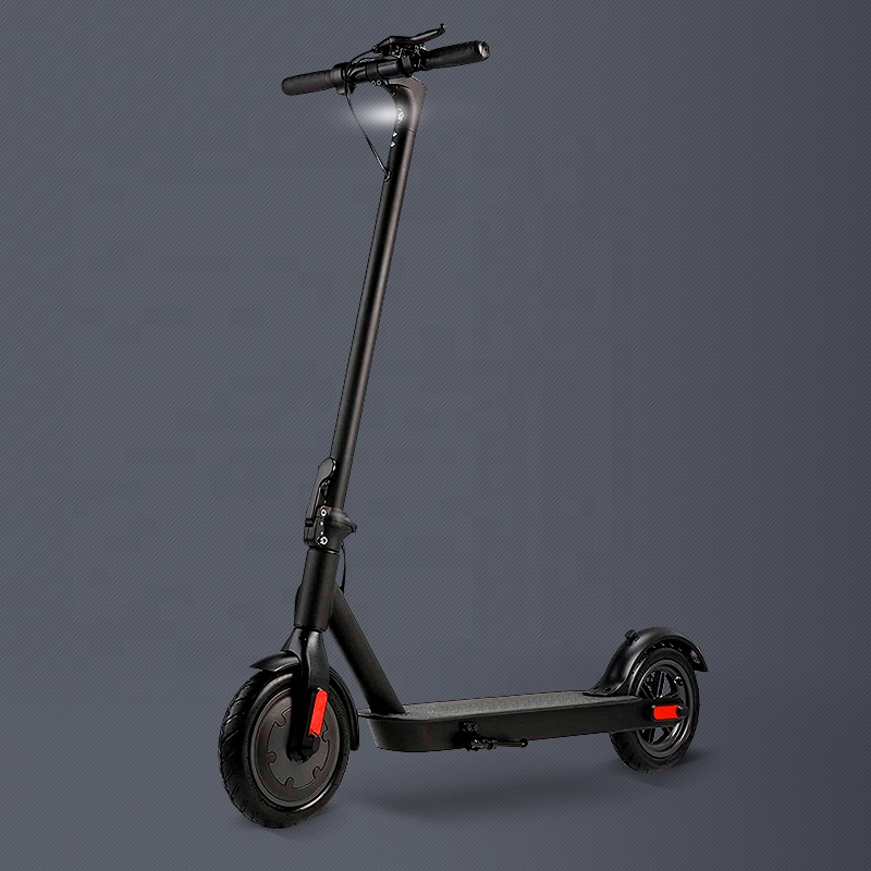 Warehouse european wholesale Similar to Xiao mi foldable 300W electric scooter in black color