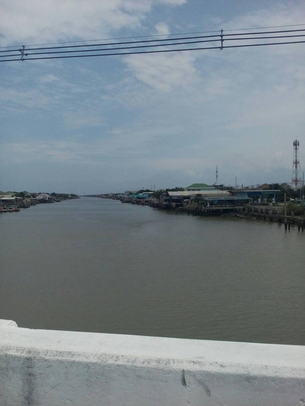 12552 sq.m. Land in Sumut Prakarn middle of Thailand