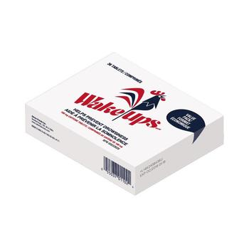 Made in Canada - Wake-Ups 36 Caffeine Tablets Pack (100mg)