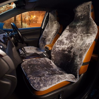 Car Seat Covers Australian Blue-Gray