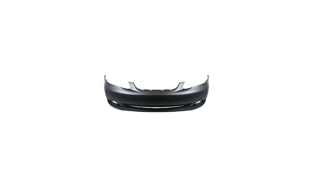 Front Bumper Cover Primed Fits Toyota Corolla TO1000217