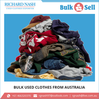 Bulk Supplier of Winter Mixed Used Clothes