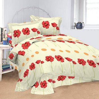 Newest design hot-selling 100% polyester 3D for bed sheet