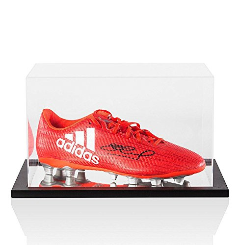 37c94570d1c Get Quotations · Steven Gerrard Signed Boot Adidas X 16.4 In Acrylic  Display Case Autograph - Autographed Soccer Cleats