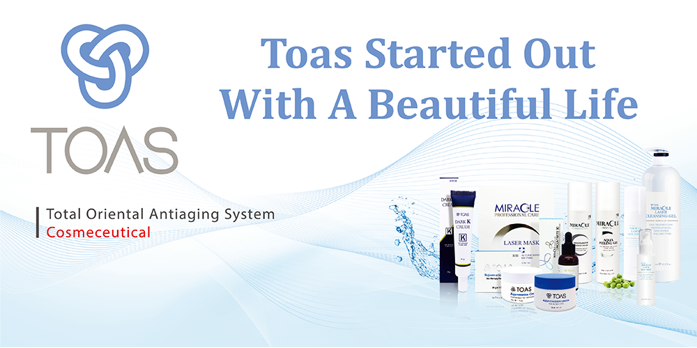 TOAS / KOREAN SKIN CARE BRAND