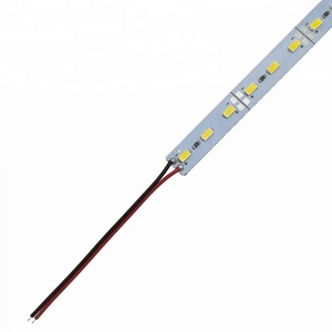 High quality customized pcb Samsung lm561c DC12V SMD 5730 5050smd 18w led rigid hard strip 72LEDs/M